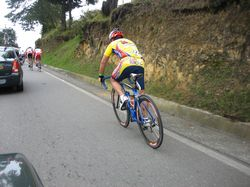 Cafeteros at Vuelta a Colombia 2009